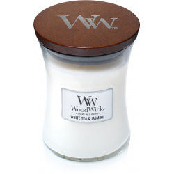 Woodwick White tea & Jasmine