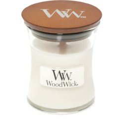 Woodwick White Teak